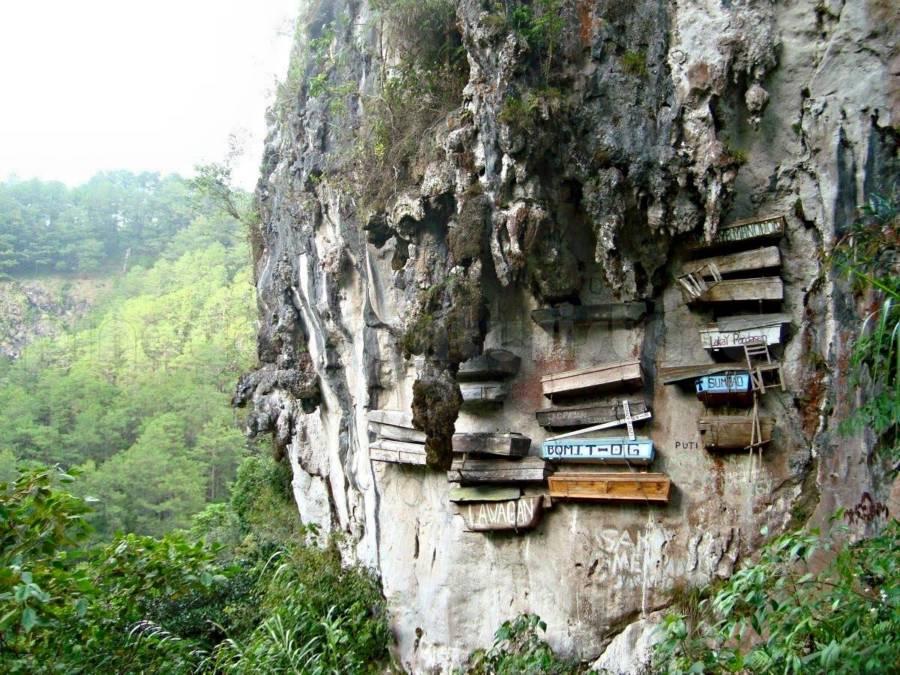 Hanging Coffins Main Image