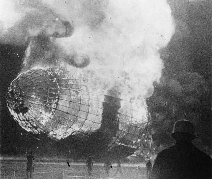 Hindenburg Ball Of Fire
