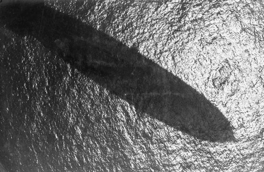 Hindenburg Shadow Water