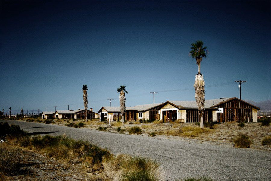 Houses Salton Unfinished