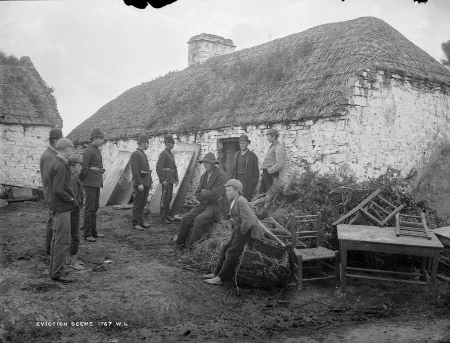 Irish Land After Eviction