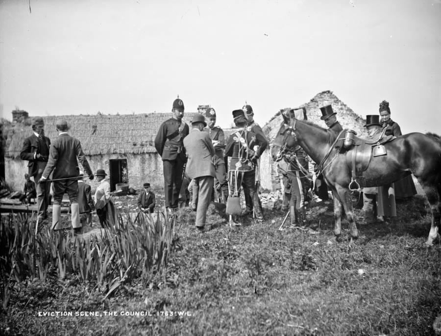 Irish Land War Council
