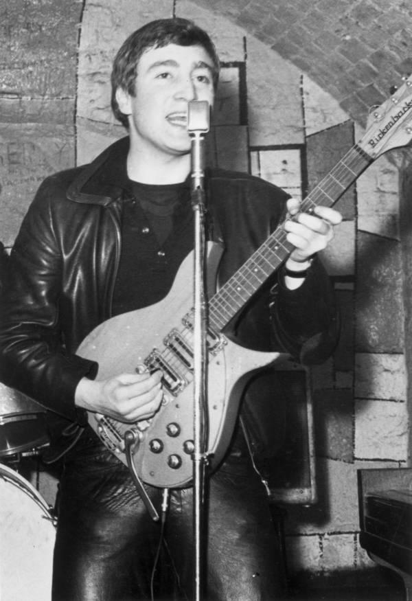 John In Black