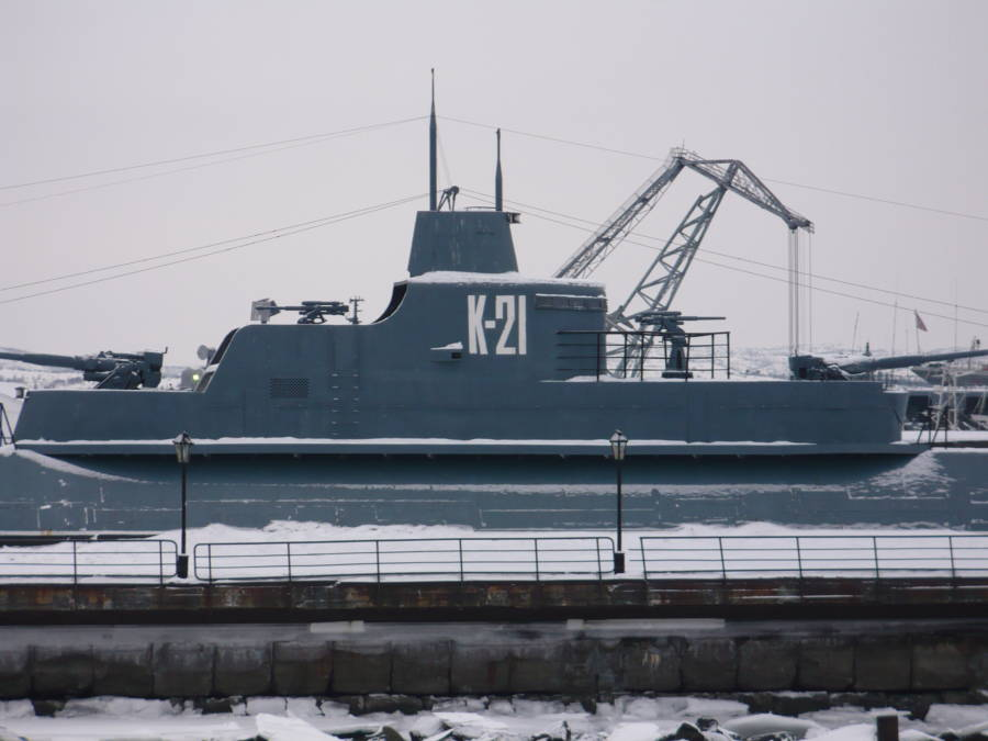 K 21 Ship