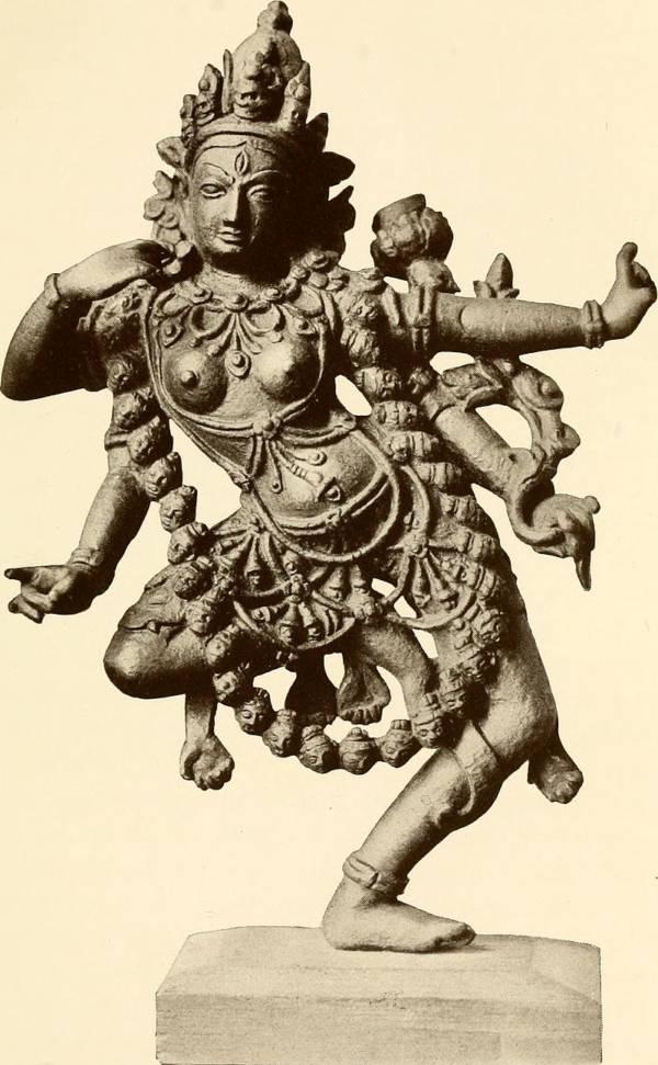 Kali Craziest Gods