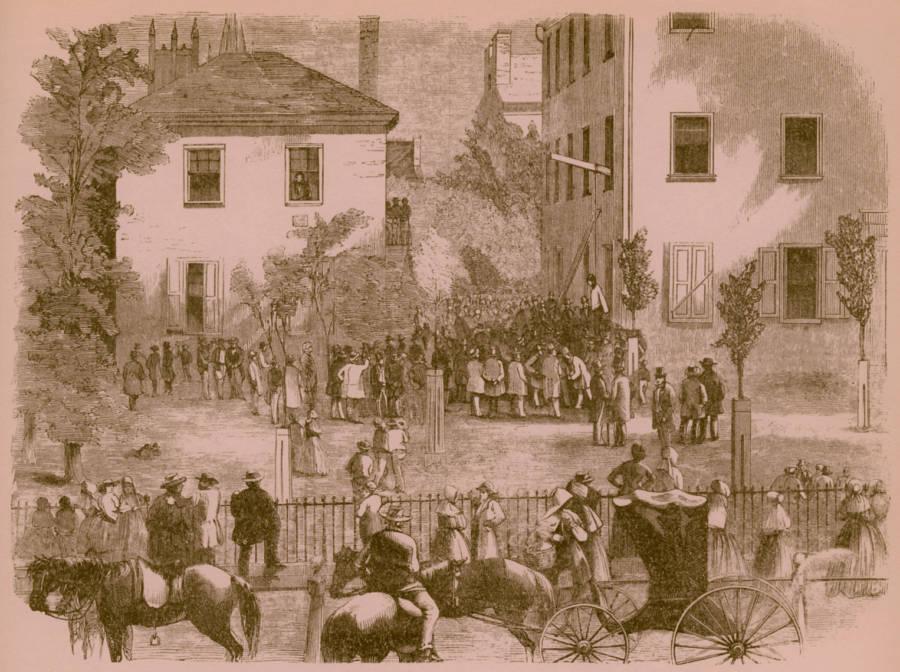 Kentucky Lynching