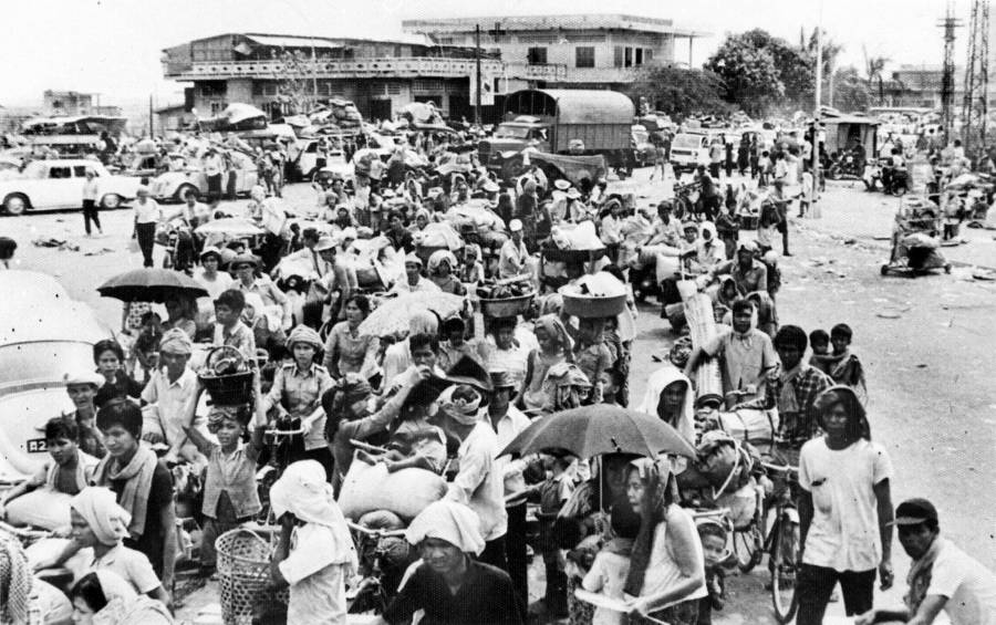 Killing Fields Evacuation