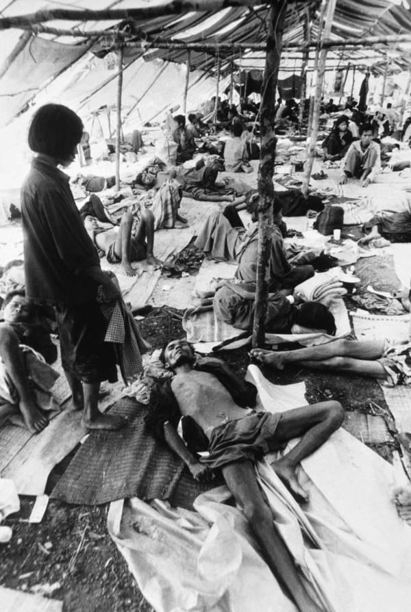 Killing Fields Refugee Famine