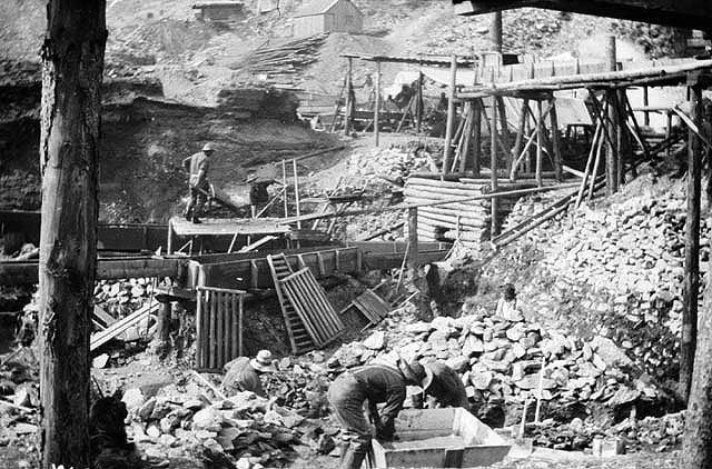 Klondike Mining Camp