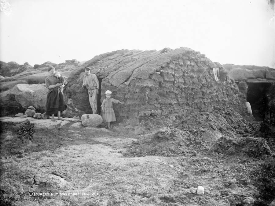 Labourers Hut Gweedore