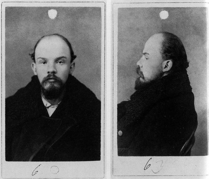 Lenin Mugshot
