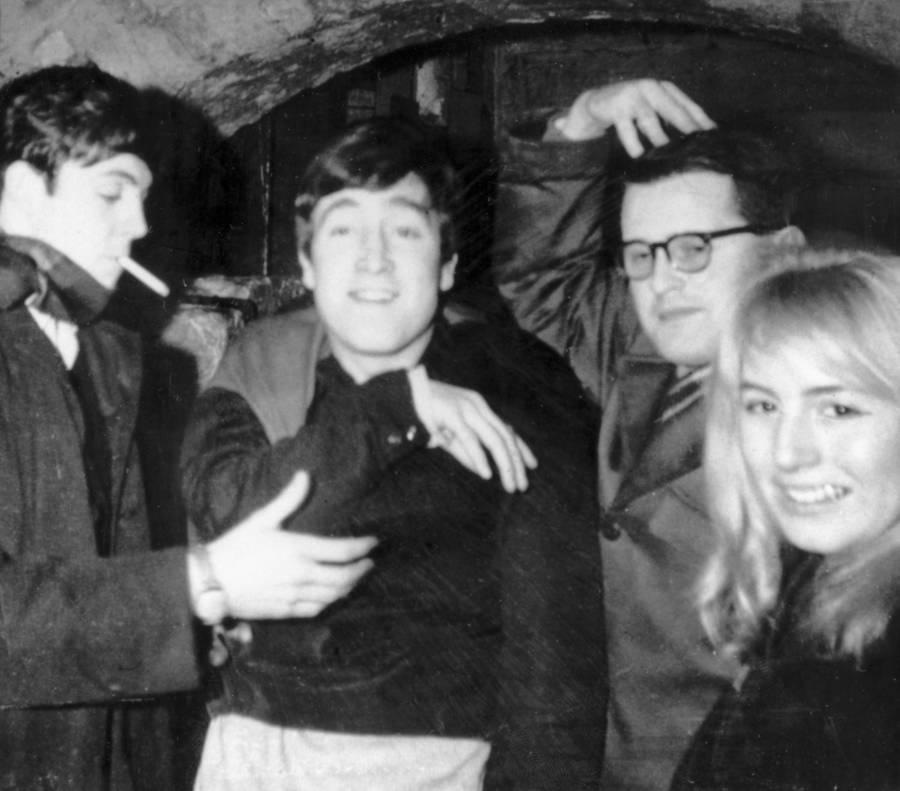 Lennon Joking Around