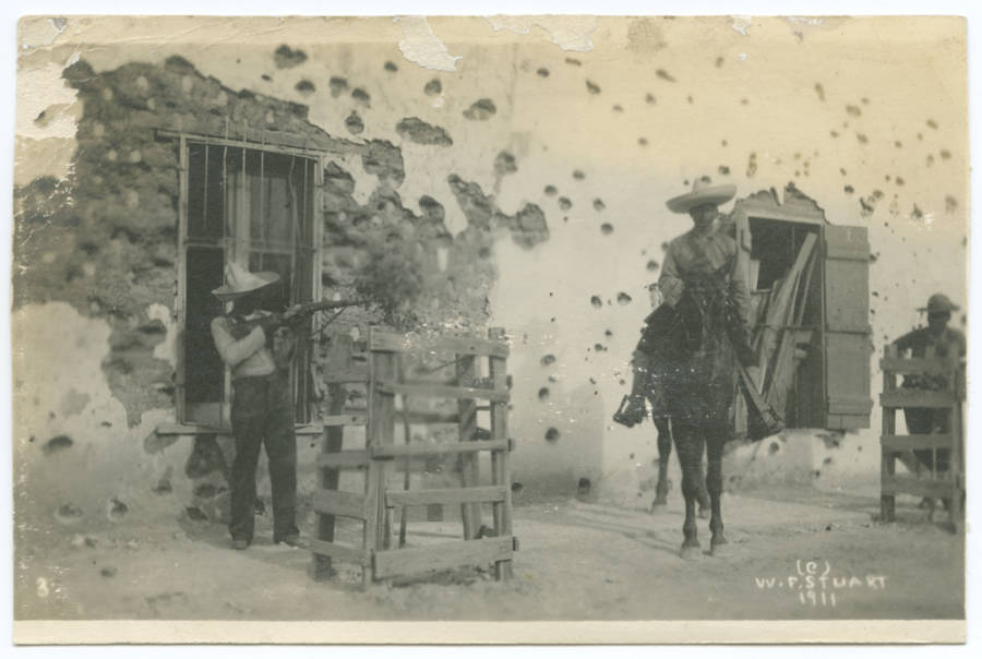 Mexican Revolution Soldiers