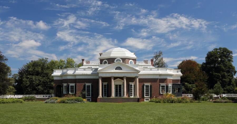 Monticello Estate Today