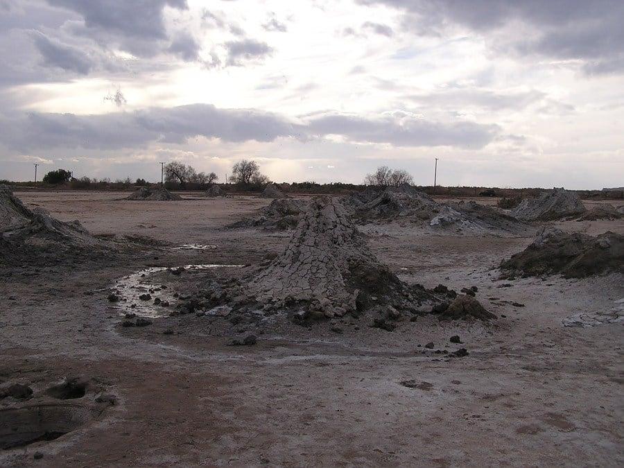 Mud Dry