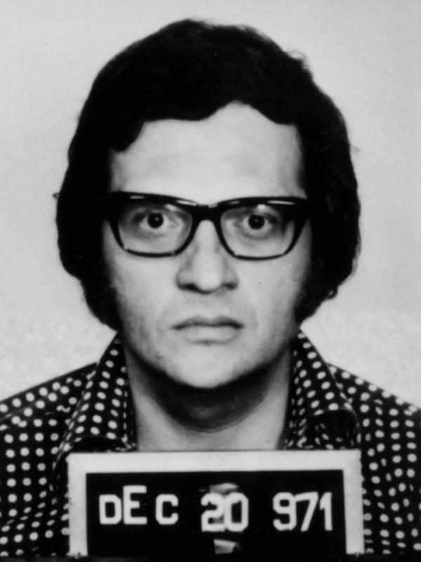 Mugshot Larry King