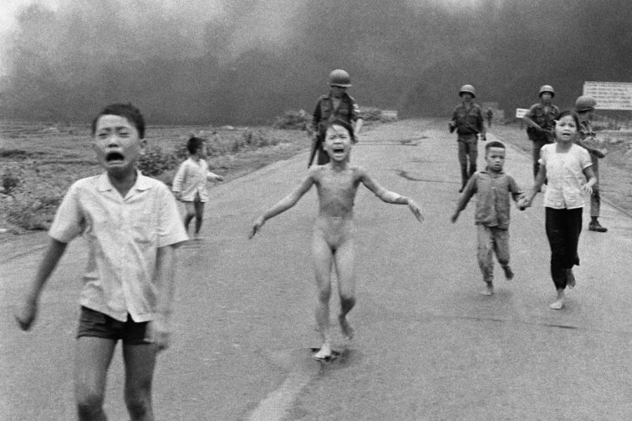 Napalm Girl Gallery Cropped