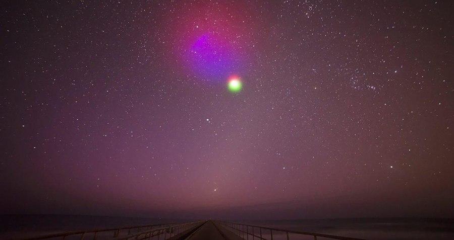 Nasa Artificial Clouds
