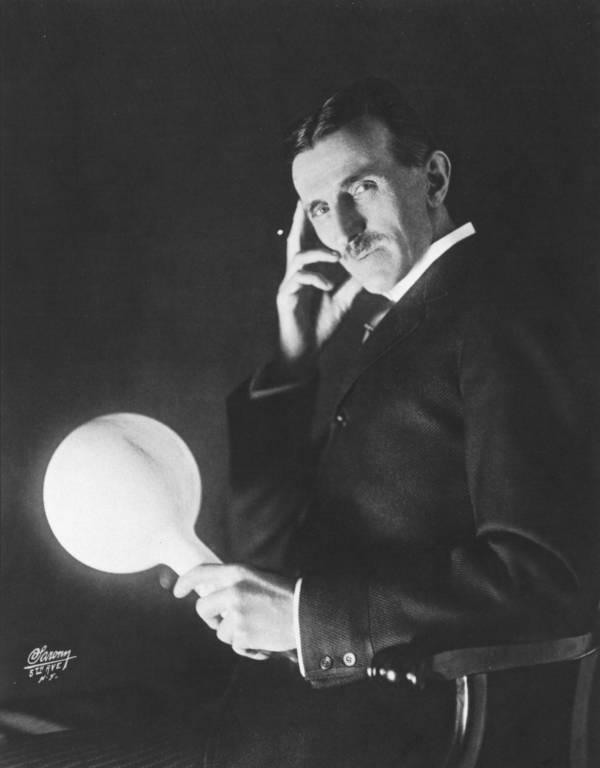 Nikola Tesla Memory