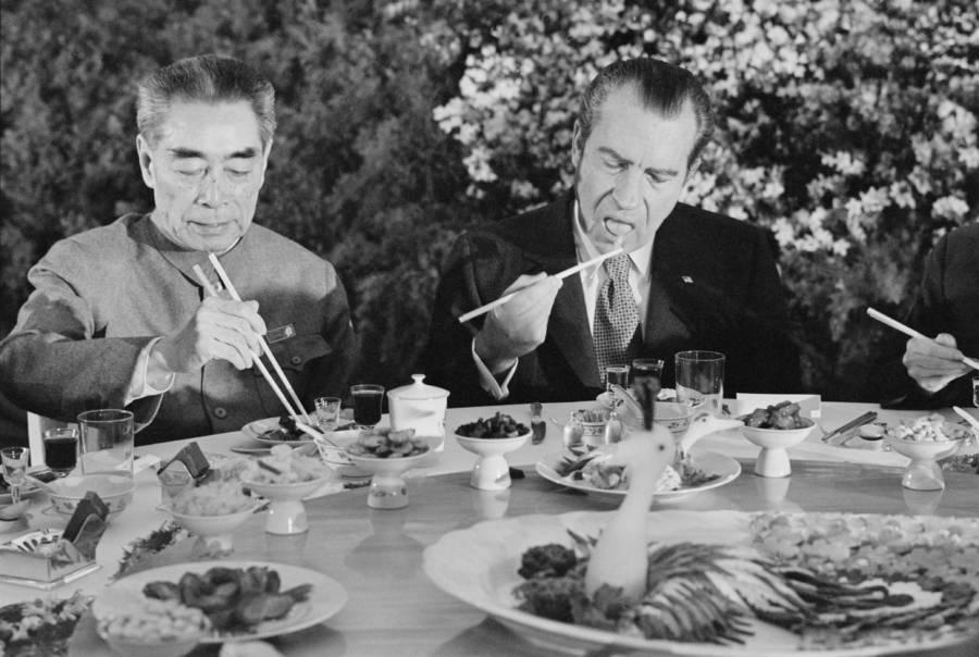 Nixon Chopsticks 70s