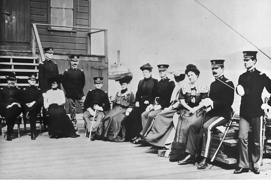 Officers Ladies