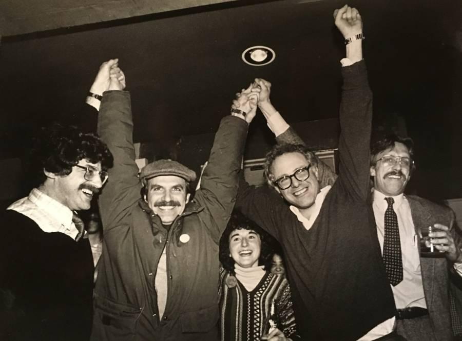 Old Bernie Sanders Photos Mayor