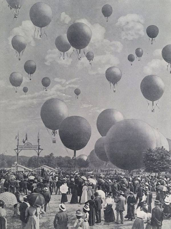 Olympic Baloons