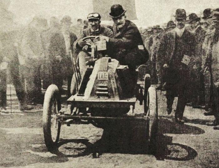 Olympic Motor Racing