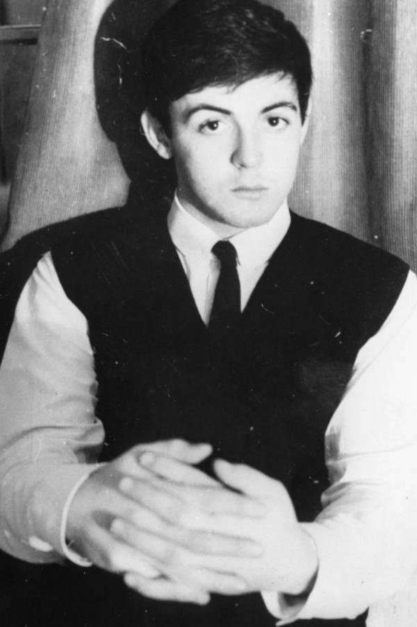 Paul In Tie