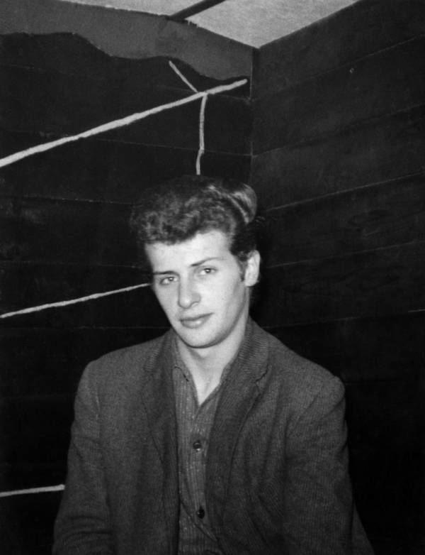 Pete Best Portrait