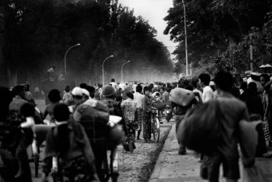 Phnom Penh Evacuation