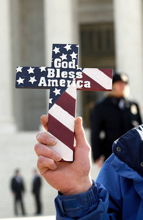 Poorest States Most Religious