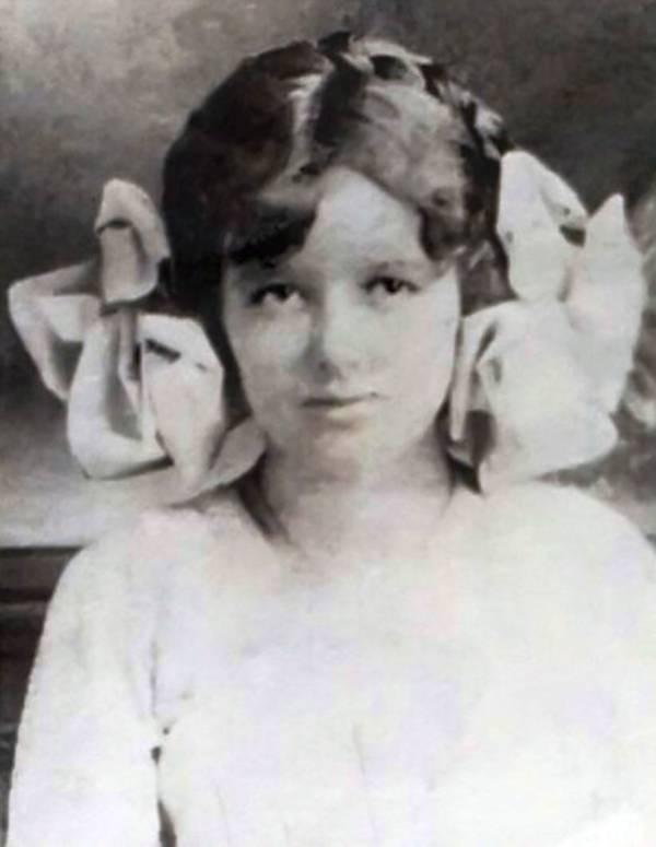 Portrait Of Mary Phagan