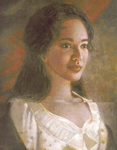 Portrait Of Sally Hemings