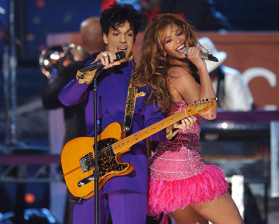 Prince And Beyonce