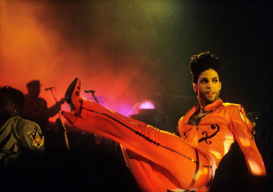 Prince High Kick