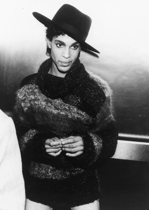 Prince Photos Hat