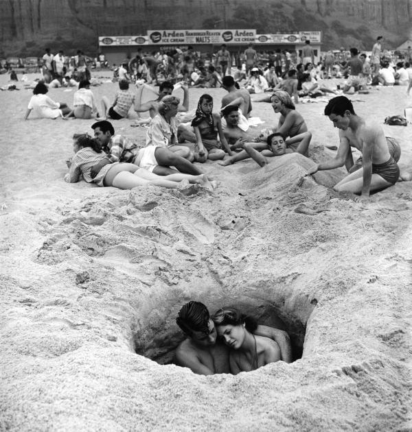Privacy On Beach
