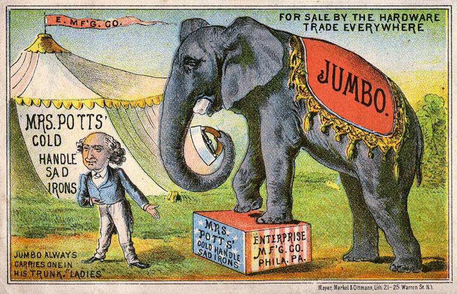Pt Barnum Fun Facts Jumbo