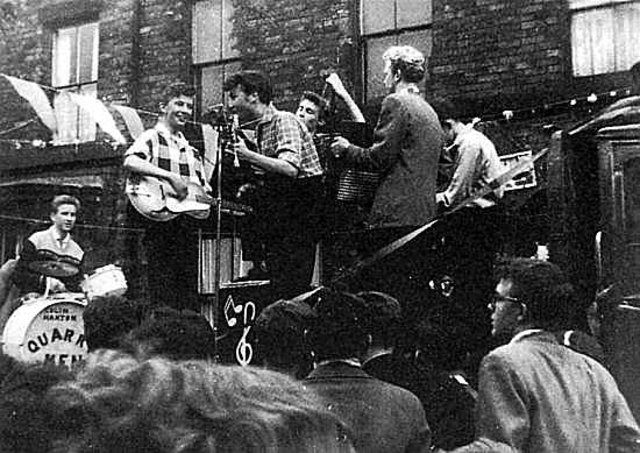 Quarrymen Performance