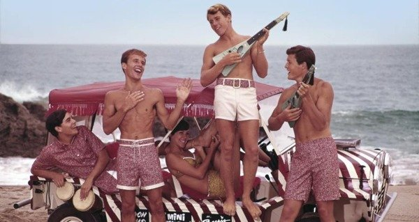 Vintage Photos Of California Beach And Surf Culture Of The