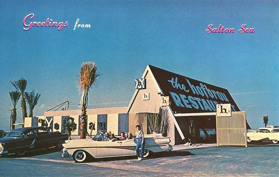 33 Astounding Photos Of The Salton Sea Then And Now