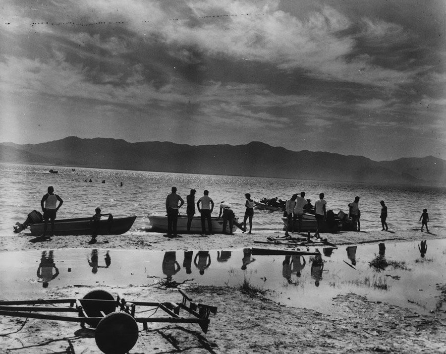 Salton Sea Boating