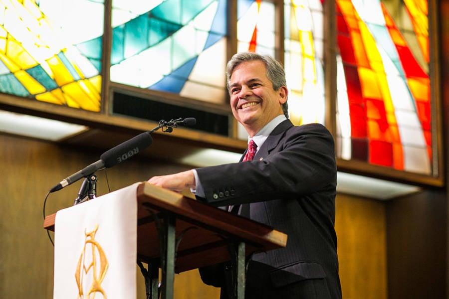 Steve Adler Mayor