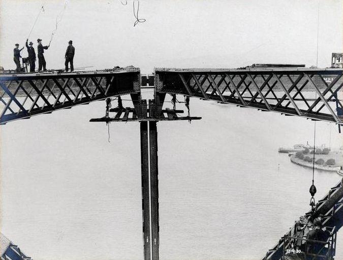 Sydney Habour Bridge Joint