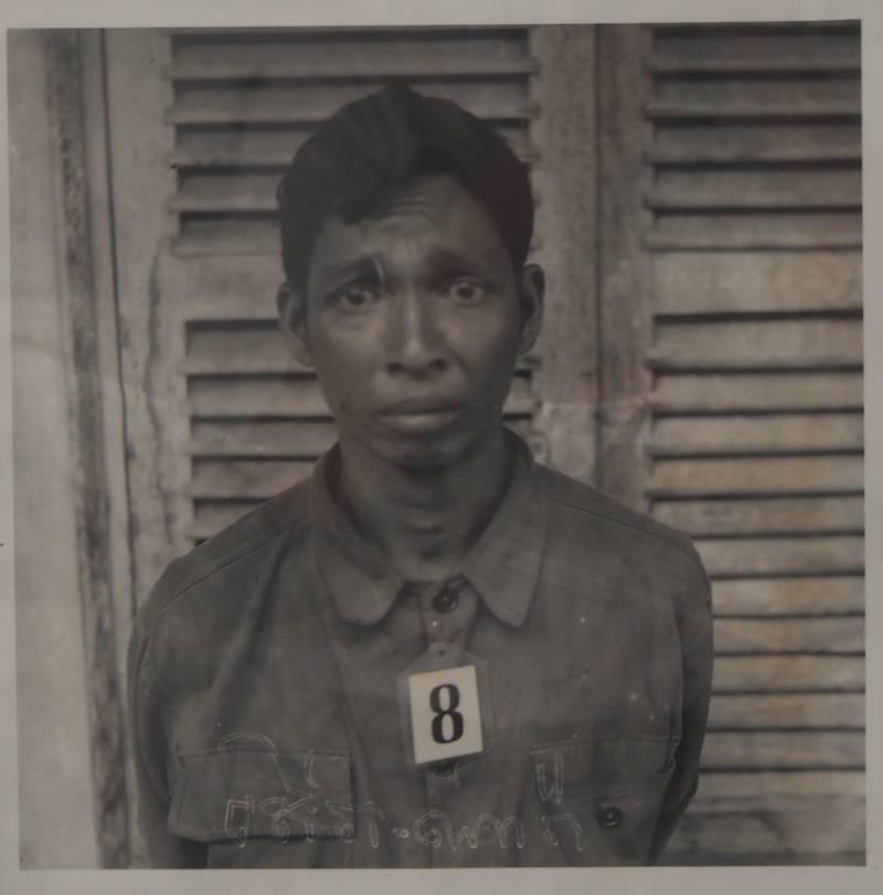 Terrified Prison Tuol Sleng