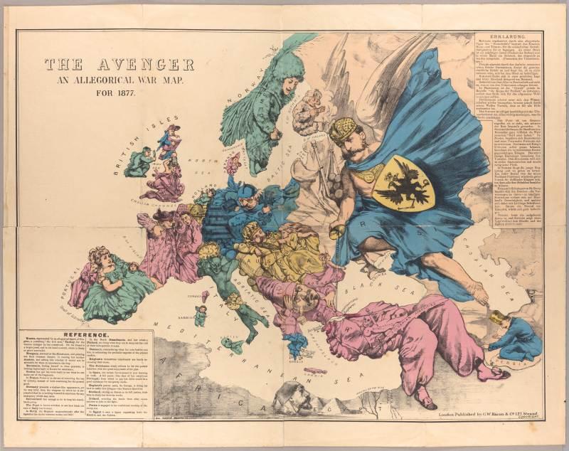 The Avenger War Map