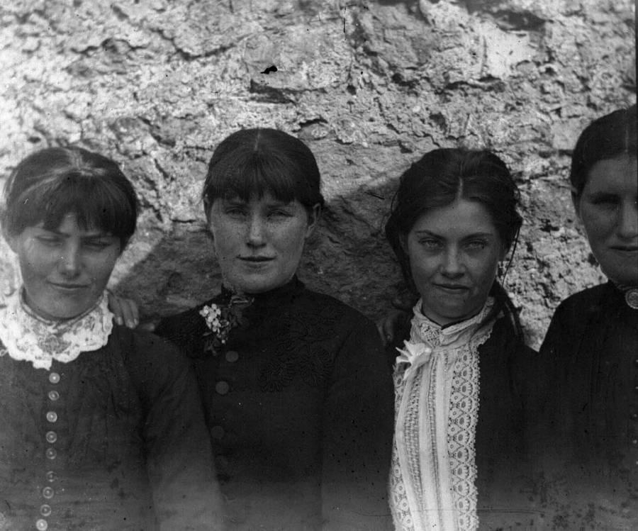 The Ohalloran Girls