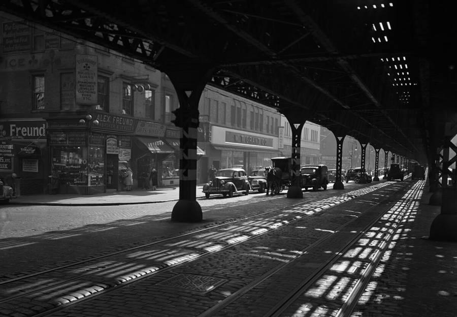 Todd Webb Bridge Light