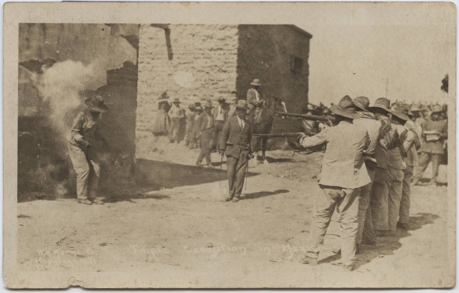 Triple Execution In Mexico